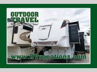 Used Toy Hauler Fifth Wheels - Two Entry/Exit Doors