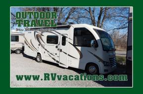New 2018 Thor Motor Coach Axis 25.4 Photo