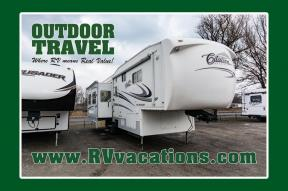 Used 2007 General Coach CITATION PLATINUM XL 34.5 CKTS USED 5TH WHEEL Photo