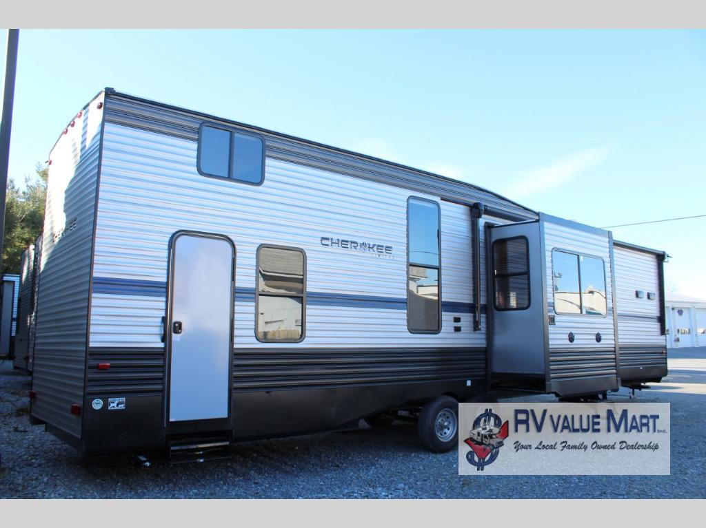 New 2020 Forest River Rv Cherokee 39sr Park Models At Rv Value Mart Willow Street Pa Lx141402