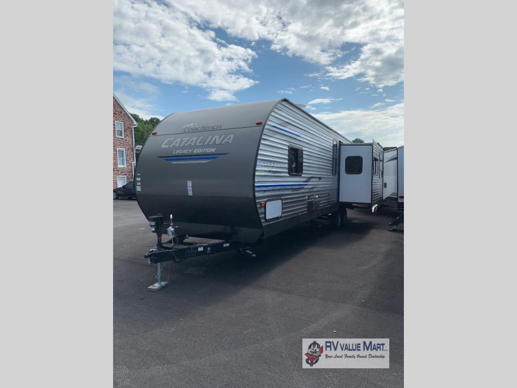 New 2019 Coachmen Rv Catalina 303rkp Travel Trailer At Rv