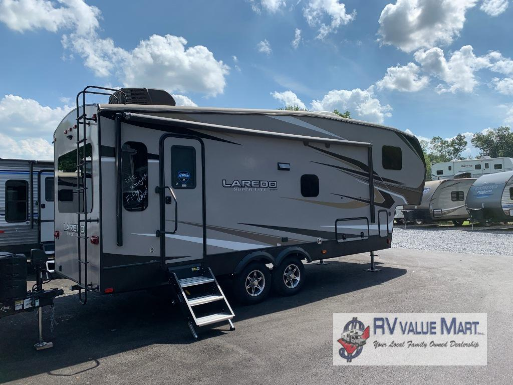 New 2019 Keystone RV Laredo Super Lite 255SRL Fifth Wheel at