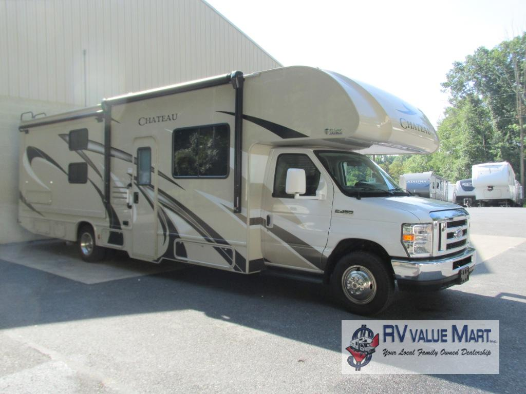 Used 2019 Thor Chateau 30D Motor Home Class C at RV Value