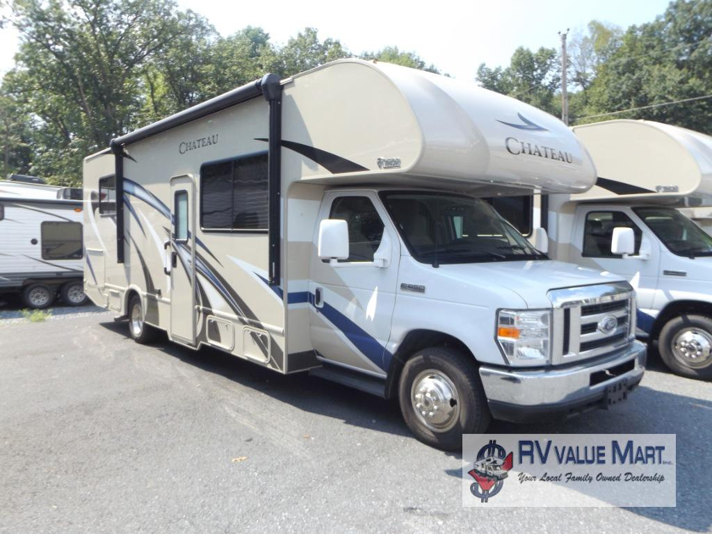 Used 2019 Thor Motor Coach Chateau 28z Motor Home Class C