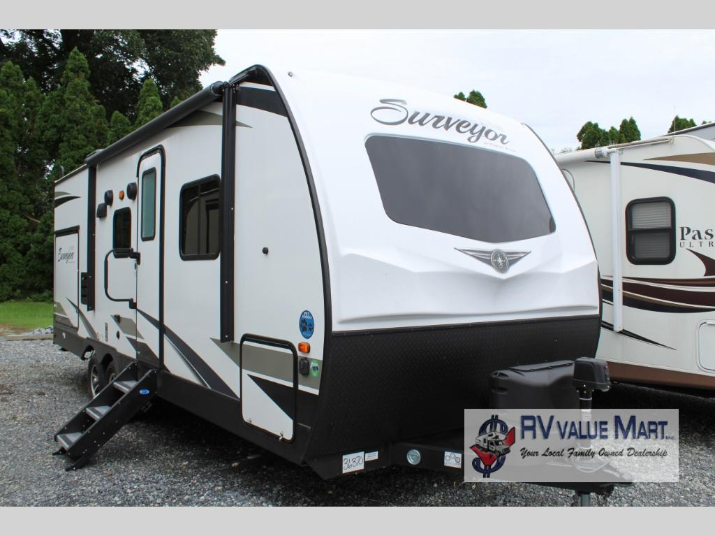 New 2019 Forest River RV Surveyor 243RBS Travel Trailer at