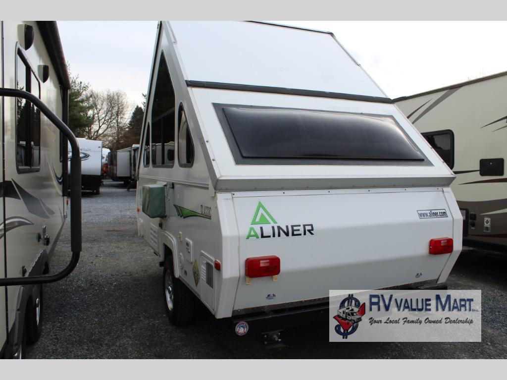 Used 2014 ALiner Classic Folding Pop-Up Camper at RV Value