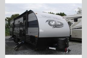 New 2022 Forest River RV Cherokee Grey Wolf 27RR Photo