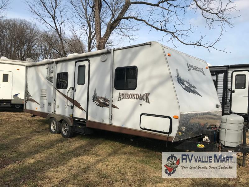 Outstanding Used 2007 Dutchmen Rv Adirondack 27Fbdsl Travel Trailer Has Water Damage Very Soft Floor Pabps2019 Chair Design Images Pabps2019Com