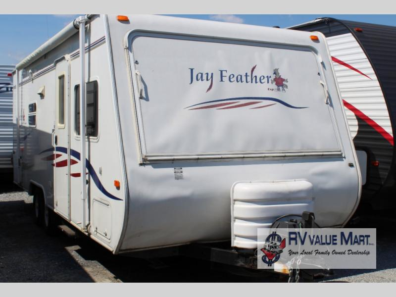 Excellent Used 2007 Jayco Jay Feather Exp 23 B Expandable Unemploymentrelief Wooden Chair Designs For Living Room Unemploymentrelieforg