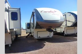 New 2019 Forest River RV Cardinal Luxury 3850RLX Photo