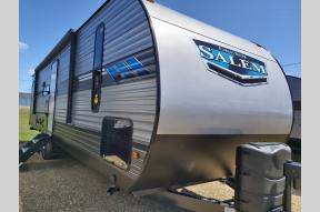 New 2020 Forest River RV Salem 29VBUD Photo