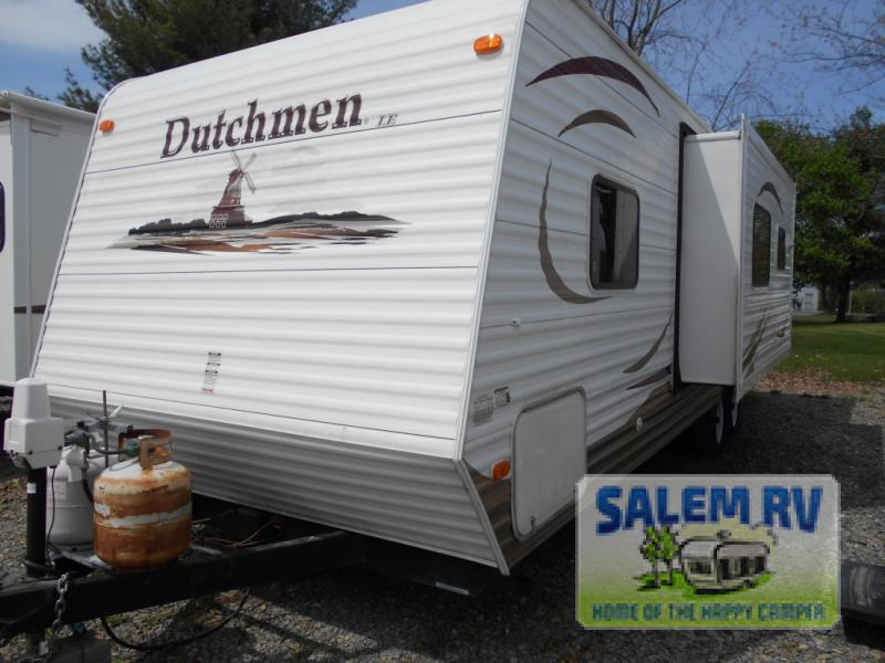 Used Campers For Sale In Pa >> Used 2010 Dutchmen RV Dutchmen 26B-DSL Sport Travel Trailer at Salem RV Center | Selinsgrove, PA ...