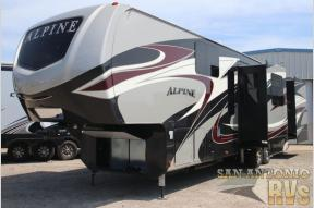 New 2019 Keystone RV Alpine 3801FK Photo