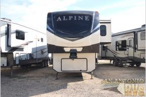 New 2020 Keystone RV Alpine 3451GK Photo