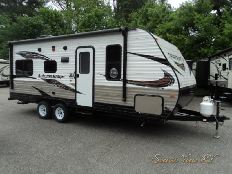 New 2019 Starcraft Autumn Ridge Outfitter 21FB Travel