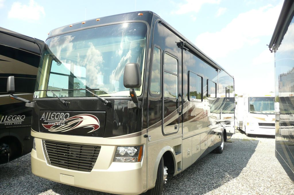 New 2012 tiffin motorhomes allegro 32 ca motor home class for Allegro home