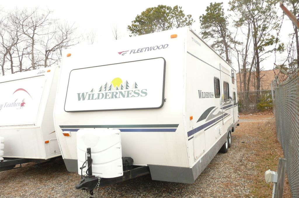 Used 2006 Fleetwood RV Wilderness 260BHS. Sold. Previous. Next