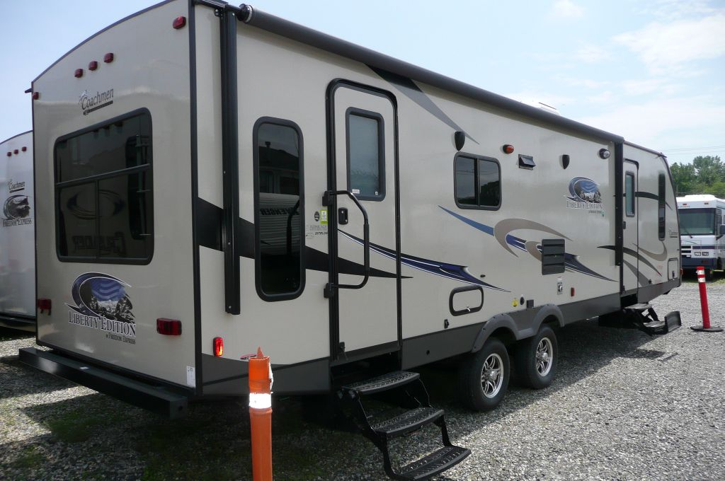 New 2015 Coachmen Rv Freedom Express Liberty Edition