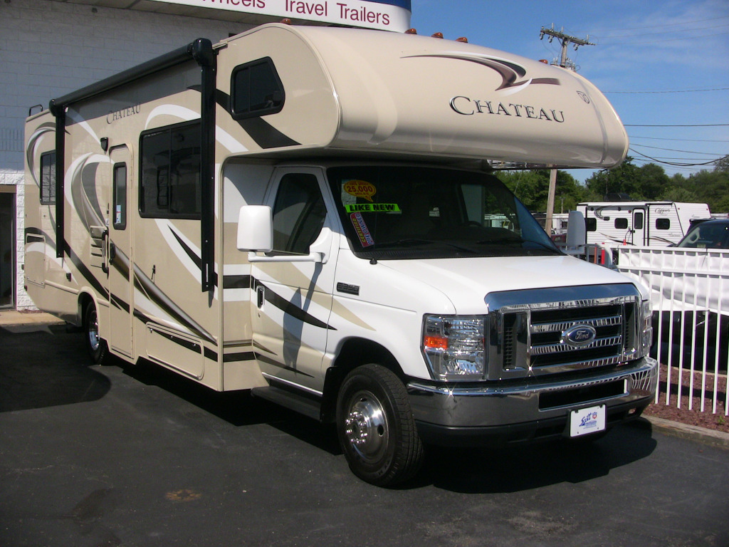 new 2016 thor motor coach chateau 28a motor home class c at scott