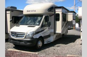 New 2017 Thor Motor Coach Siesta Sprinter 24SS Photo