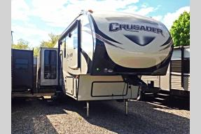 New 2018 Prime Time RV Crusader 319RKT Photo