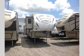 New 2018 Coachmen RV Chaparral 370FL Photo