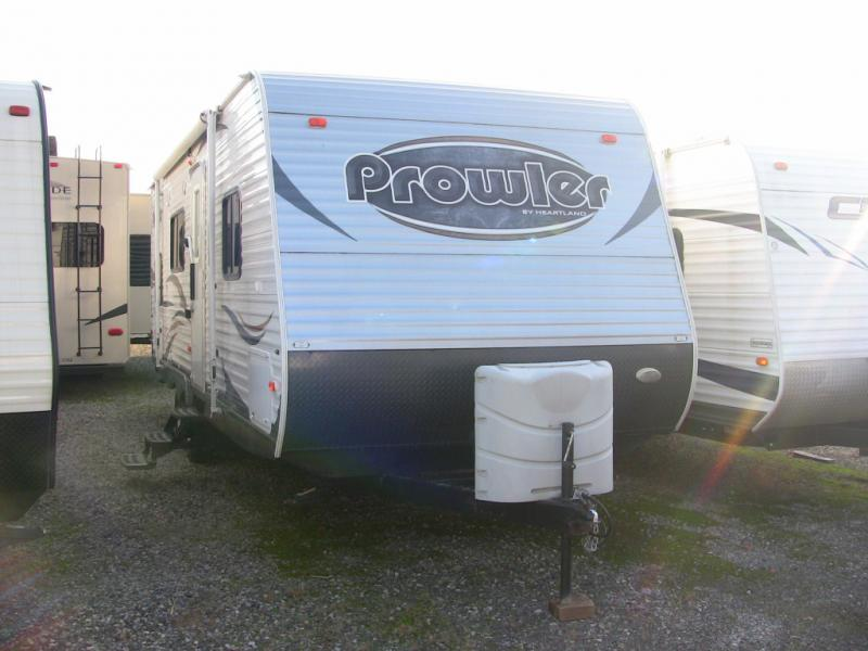 Used 2014 Heartland Prowler 26p Bh For Sale S10849a