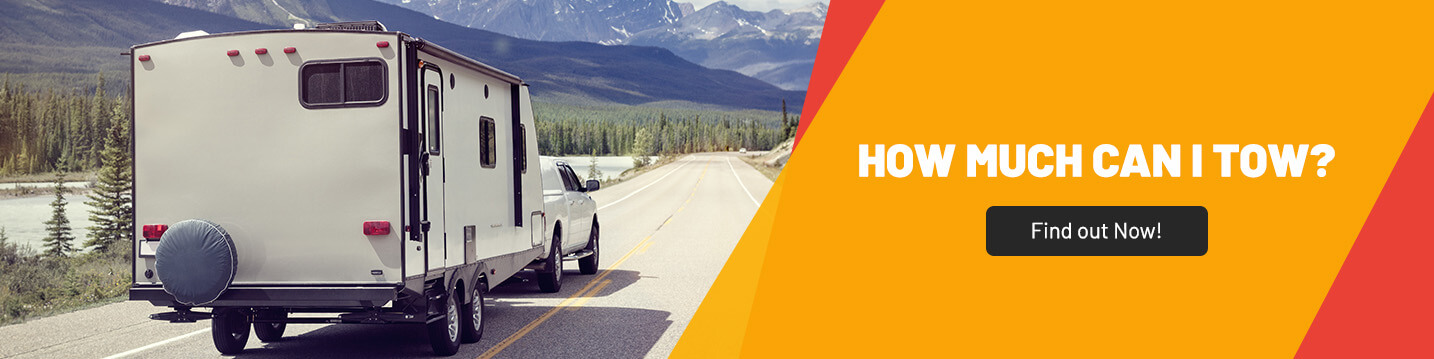 Try our Tow Guides to see how much you can tow!