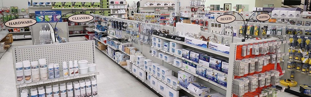Photo of Our Parts & Accessories Store