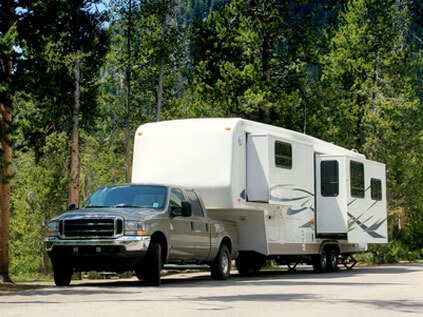 A family that utilized our RV services in Downingtown, PA
