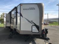 Used 2017 Forest River RV Rockwood Wind Jammer 3025W Photo