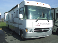 Used 2001 Thor Motor Coach Windsport 35D Photo