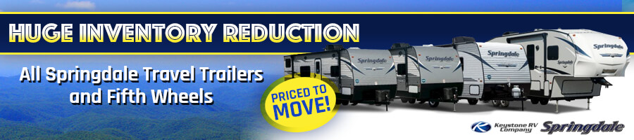 Huge Inventory Reduction