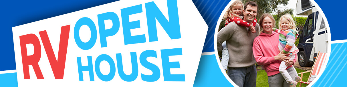 RV Open House - November 16th&17th