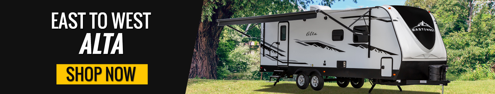 Alta Travel Trailer Now Available