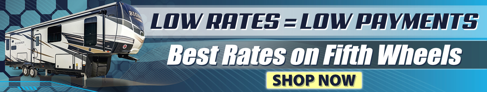 Low Rates=Low Payments