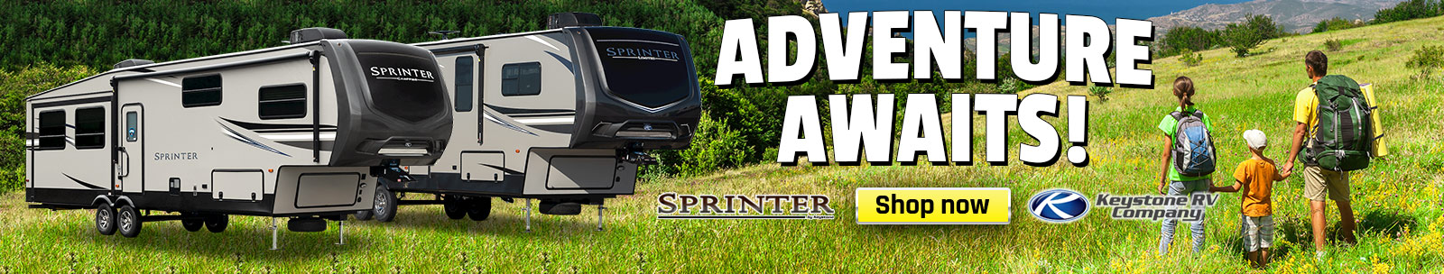 Sprinter Fifth Wheels