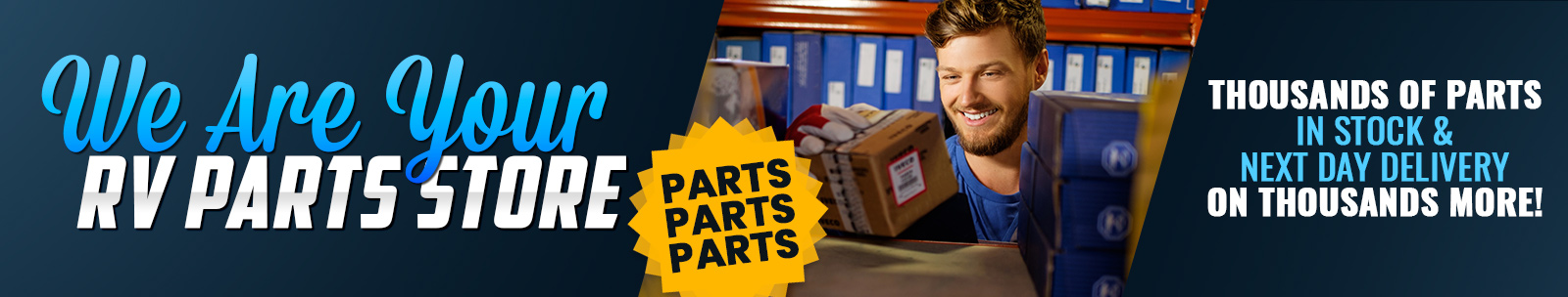 Your RV Parts Store