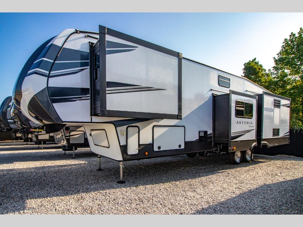 Pleasant New 2020 Dutchmen Rv Astoria 3553Mbp Fifth Wheel Pabps2019 Chair Design Images Pabps2019Com