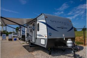 New 2020 Keystone RV Springdale Mini 1760BH Photo