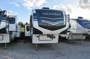 New 2021 Dutchmen RV Astoria 3553MBP Photo