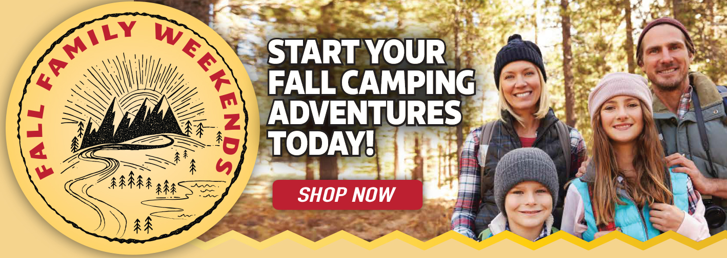 Fall Camping Adventures