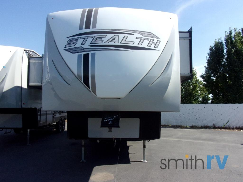 New 2020 Forest River RV Stealth SA2816G Toy Hauler Fifth
