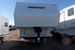 Used 1995 Forest River RV Wildwood 29RK Photo