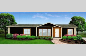 Double Section Home New 2018 Solitaire Homes