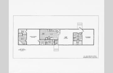 HD 284 FLOOR PLAN