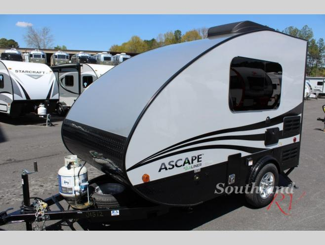 New 2019 ALiner Ascape Camp Travel Trailer at Southland RV