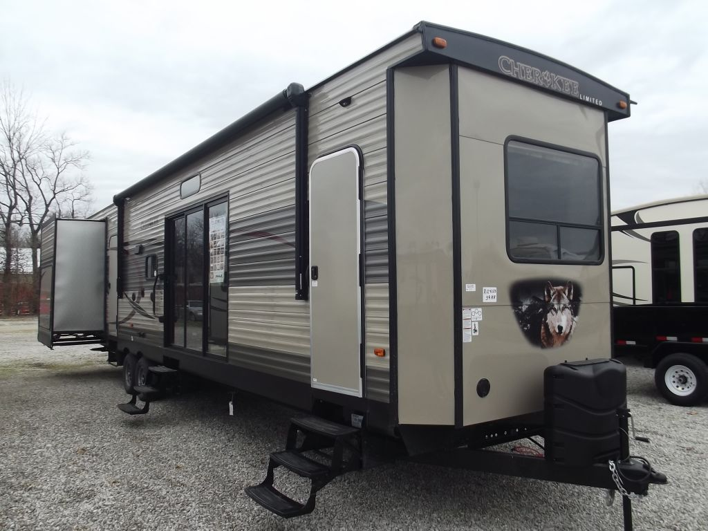 New 2016 Forest River Rv Cherokee Destination Trailers