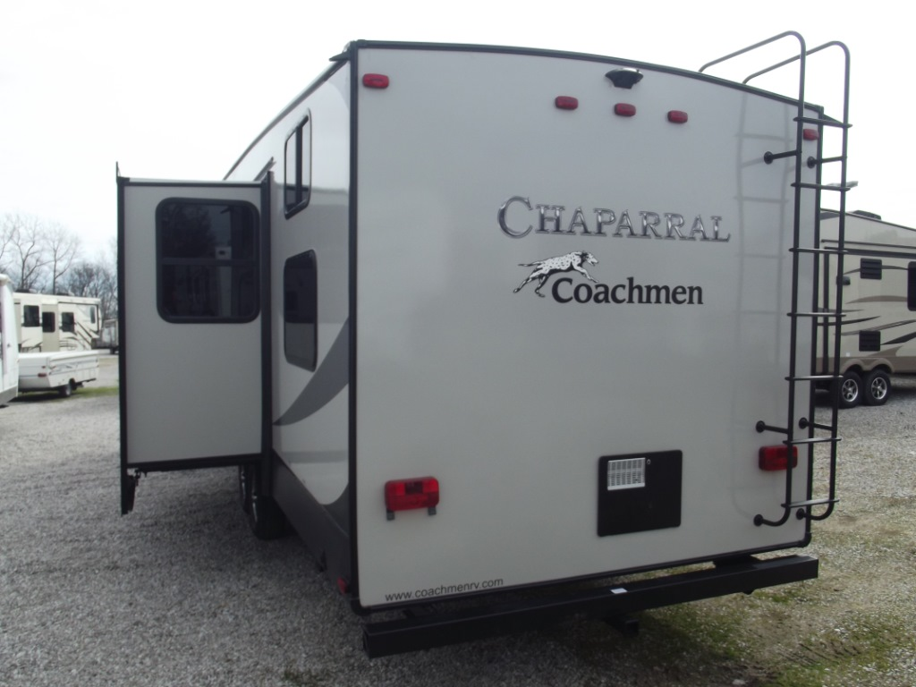 new 2018 coachmen rv chaparral lite 29bh fifth wheel at. Black Bedroom Furniture Sets. Home Design Ideas