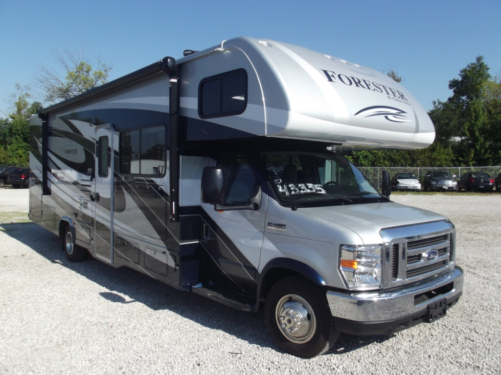 New 2018 Forest River Rv Forester 3051s Ford Motor Home